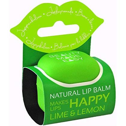Bálsamo labial Lima Limón Beauty Made Easy